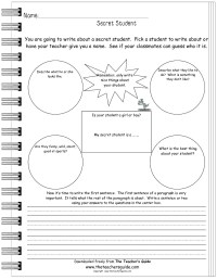 19 Best Images of After Field Trip Worksheet - Field Trip ...