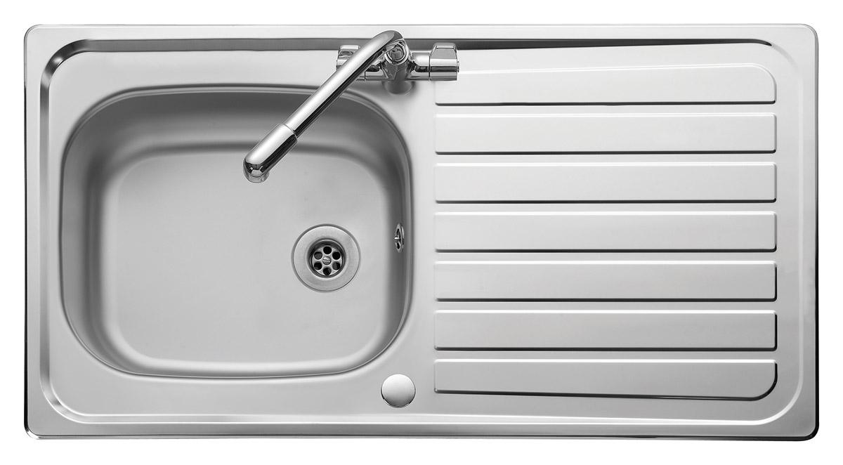 Rangemaster Leisure Lexin Single Sink Large