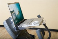 SurfShelf Treadmill Desk Laptop Holder Review ...