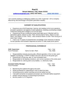 Plant Nursery Worker Resume