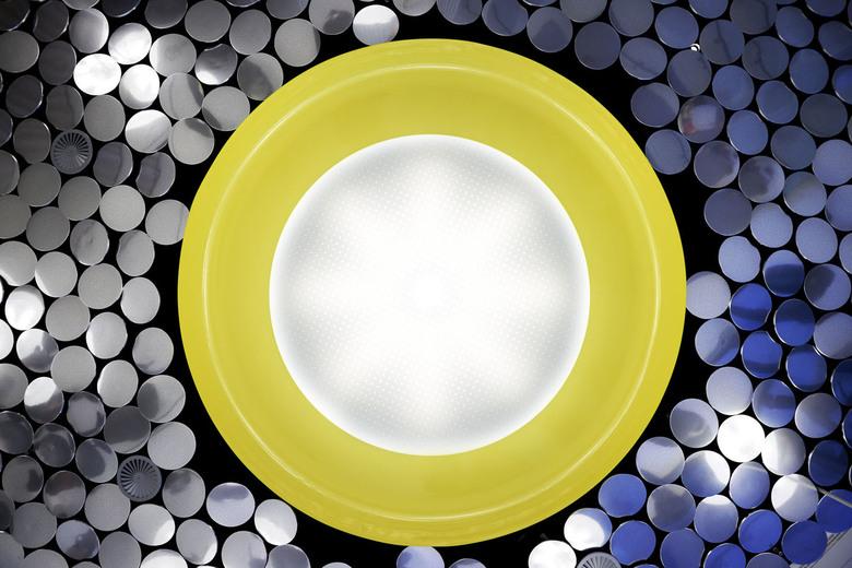 Kantine DER SPIEGEL pfarré lighting design - designer kantine spiegel magazin