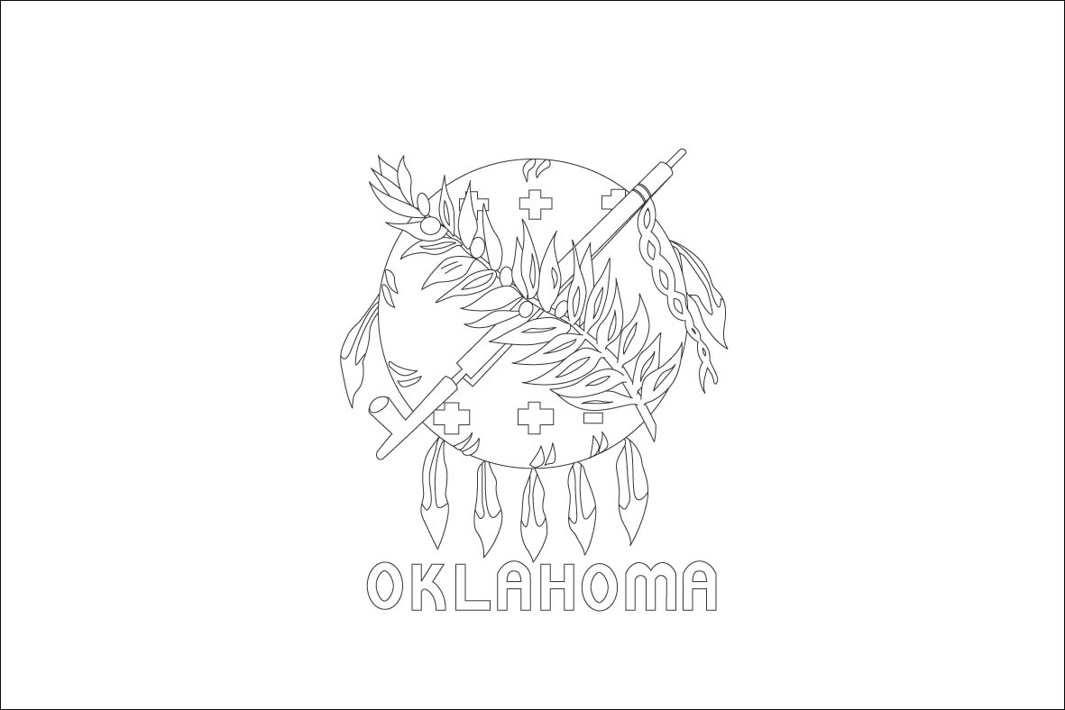 Okc Coloring Pages