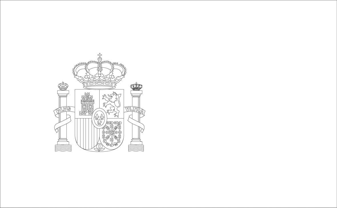 Flag Of Spain Coloring Page - Democraciaejustica