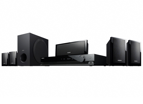Sony Dav Tz215 Region Free Pal Ntsc Home Theater System
