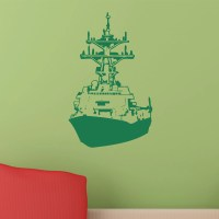 Ship Boat Wall Sticker - World of Wall Stickers