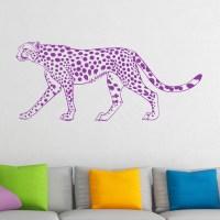 Leopard Big Cat Wall Sticker - World of Wall Stickers