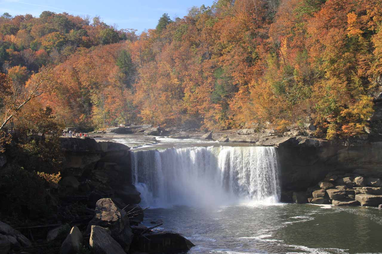 Free Fall Colors Wallpaper Us Waterfalls Top 10 Our List Of The Best That We Ve Visited