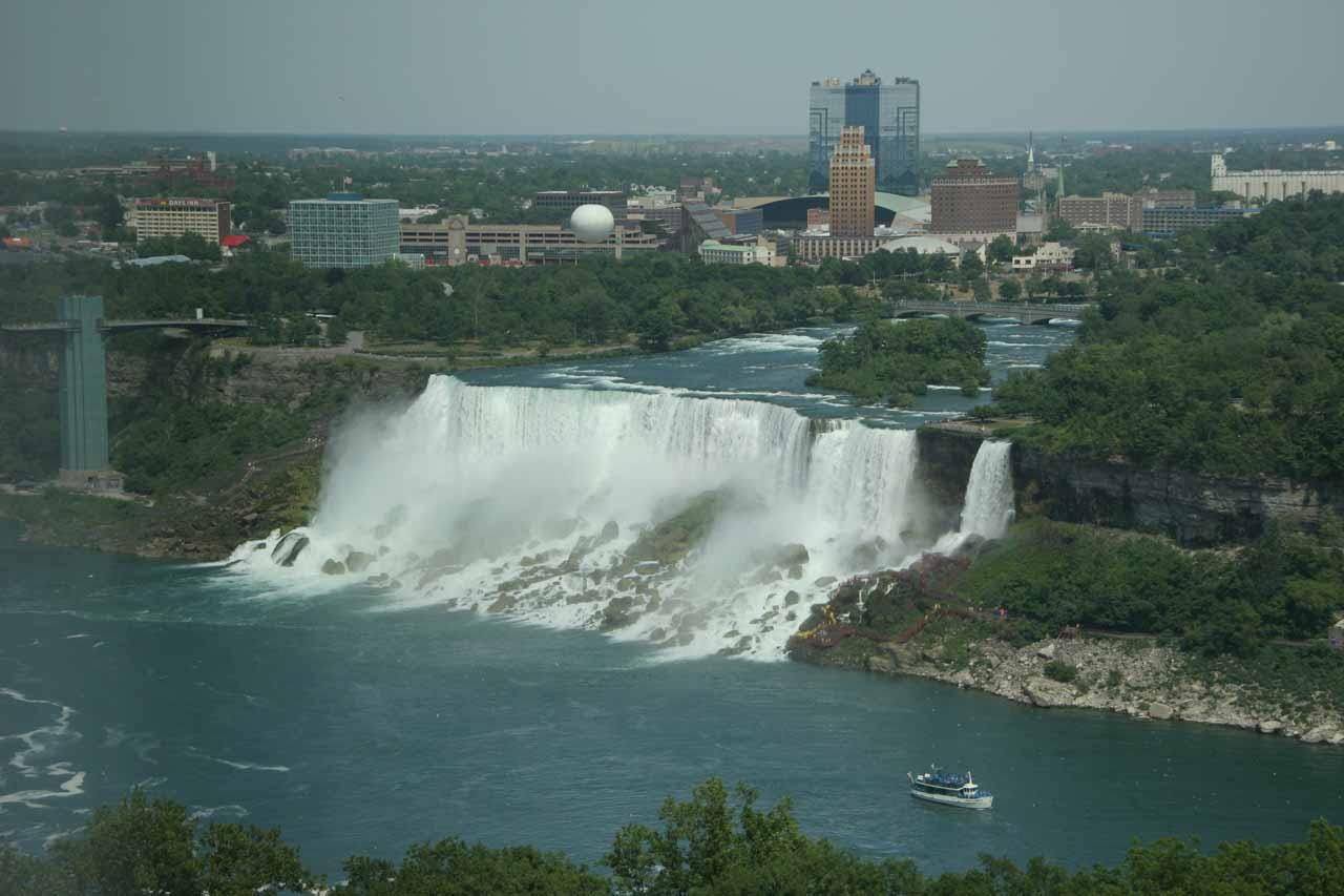 Niagara Falls At Night Wallpaper Niagara Falls Which Side Is Better