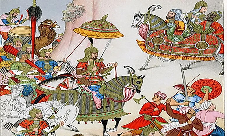 The Mughal Dynasty Stories Of The Emperors Who Built And Destroyed - mughal empire