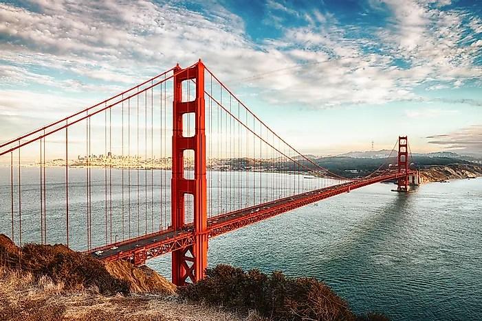 When Was the Golden Gate Bridge Built? - WorldAtlas