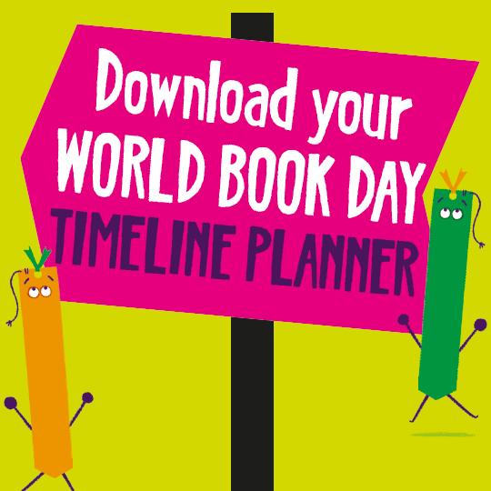 C1-timeline-planner 2019 - World Book Day