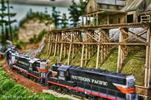 Model Train 05