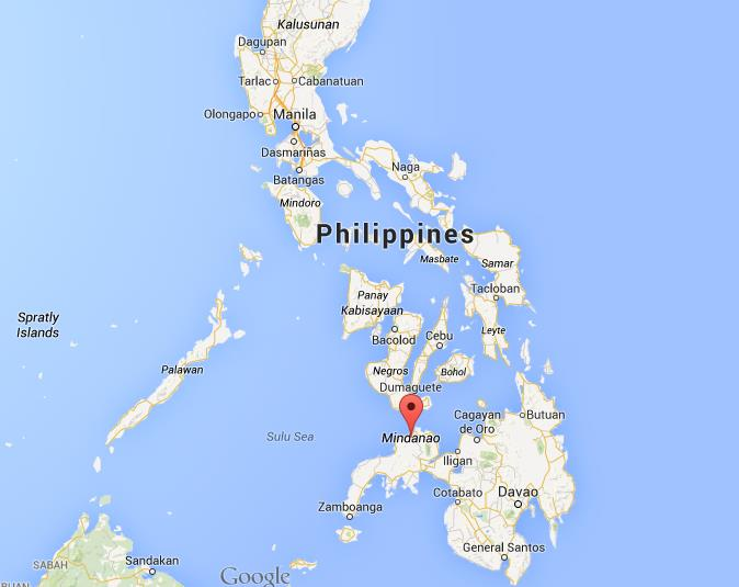 Where is Mindanao Island on map Philippines - best of world map with japan
