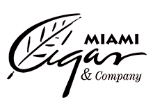 miami cigar company logo - world famous cigar bar
