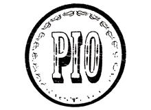 pio logo - world famous cigar bar