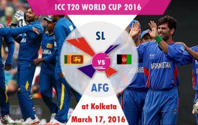 SriLanka vs Afghanistan T20 Live Streaming & Live Score Updates