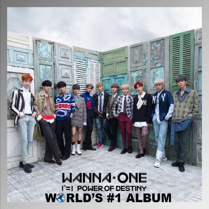 World Music Awards  Wanna One\u0027s \u00271\