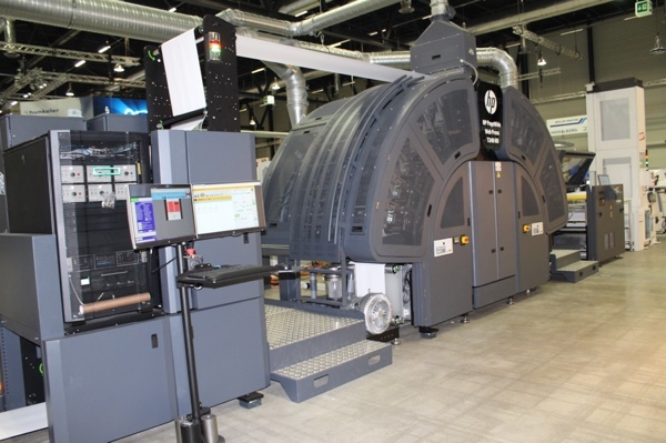 HP at Hunkeler Innovationdays - World of Print