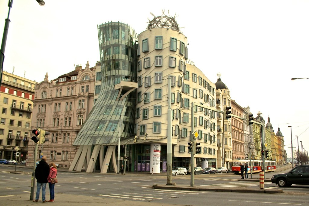 Prague Dancing House