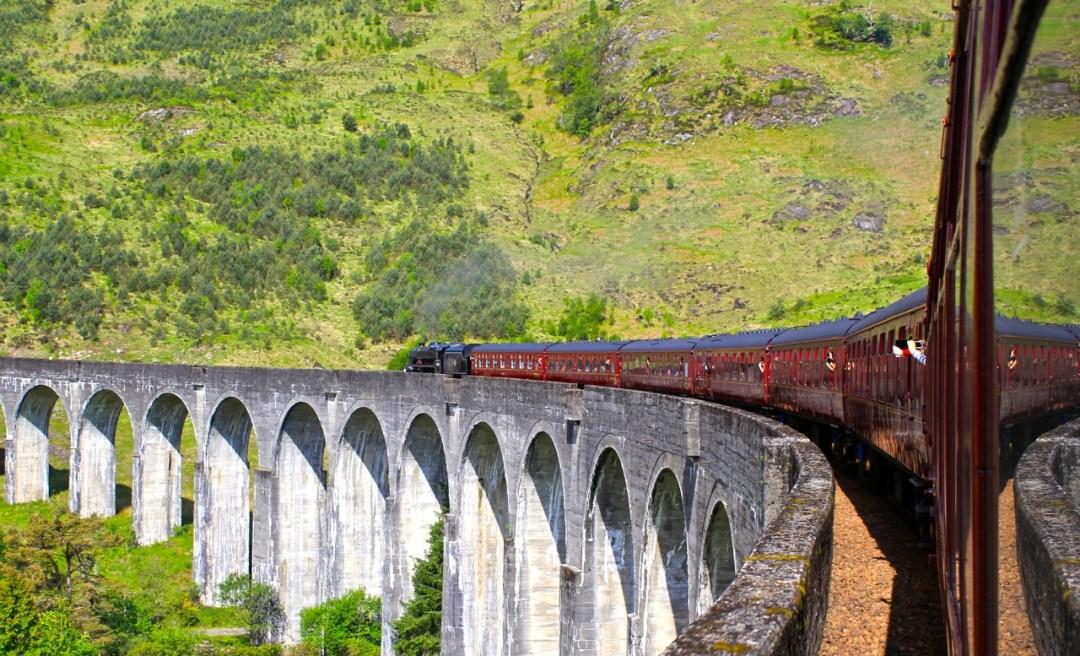 hogwarts express train