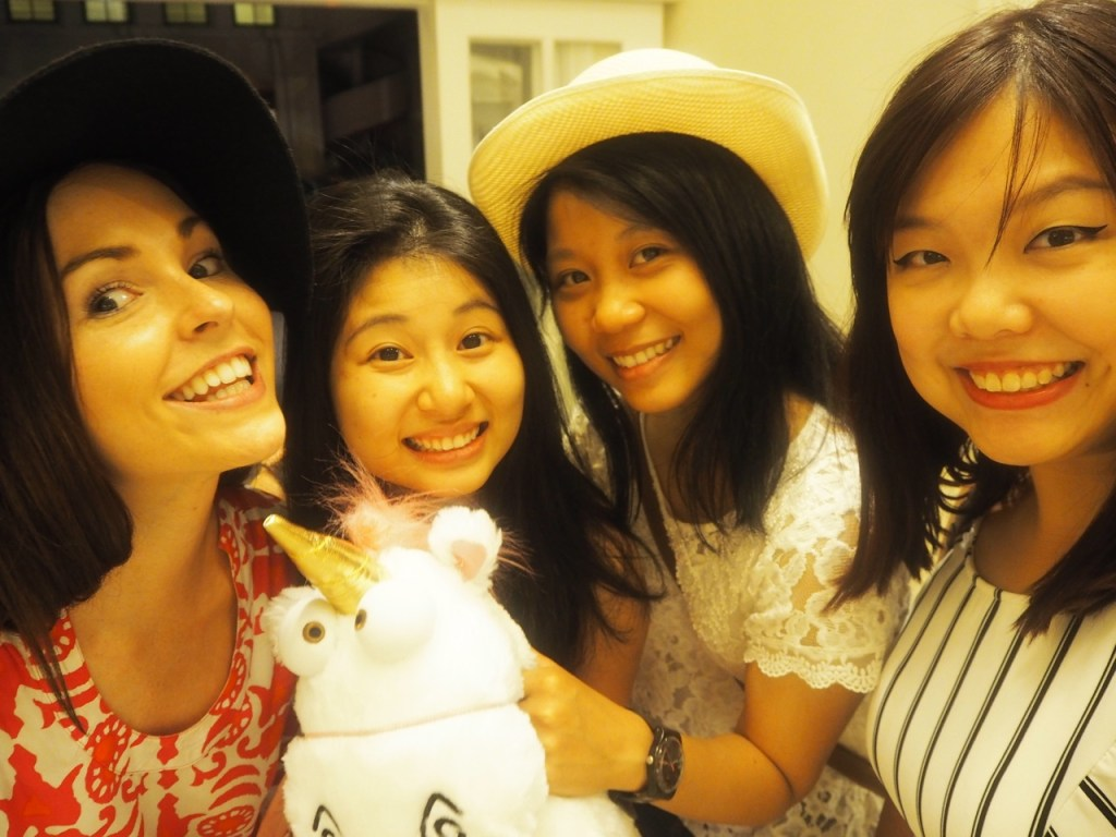 Singapore meetup WOW