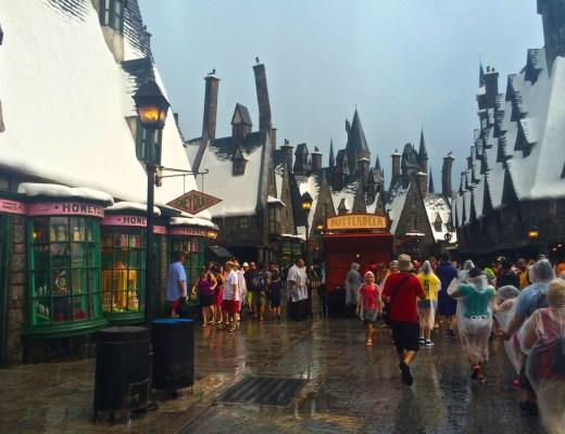 Harry Potter Wizarding World Orlando