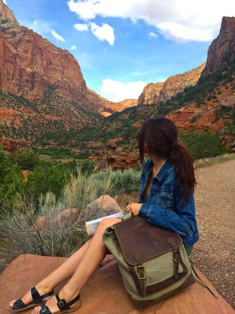 Utah Zion National Park
