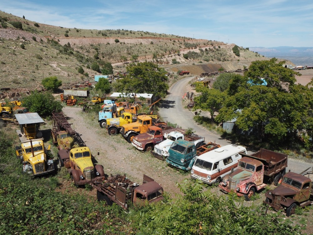 Ghost town jerome