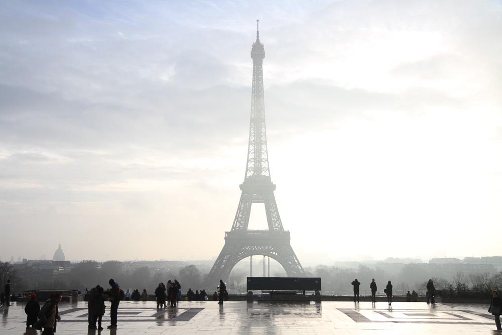 Place de Trocadero