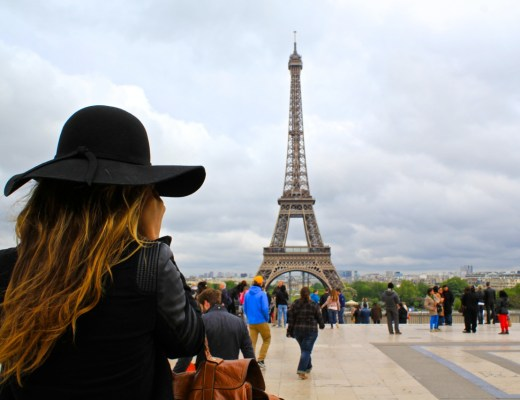 Emma in Paris - Photographed by: Brooke Saward