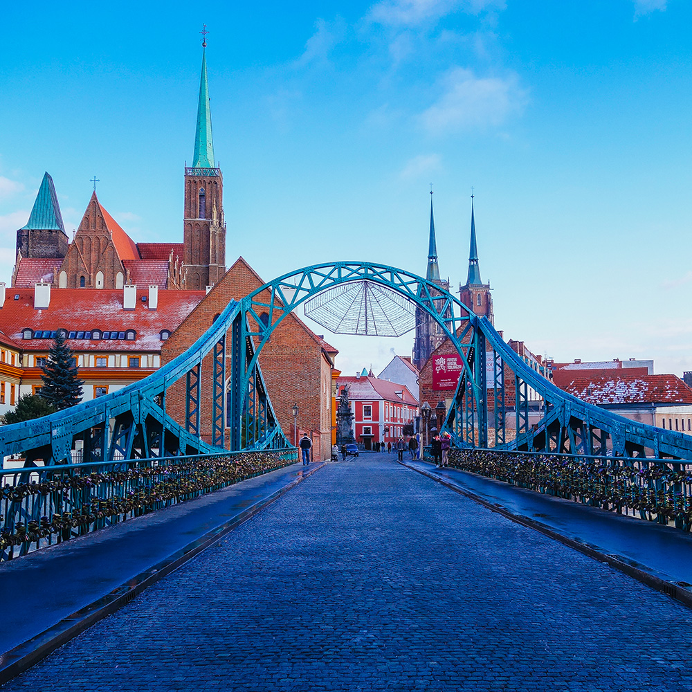 Why You Should Visit Wroclaw, Cathedral Island