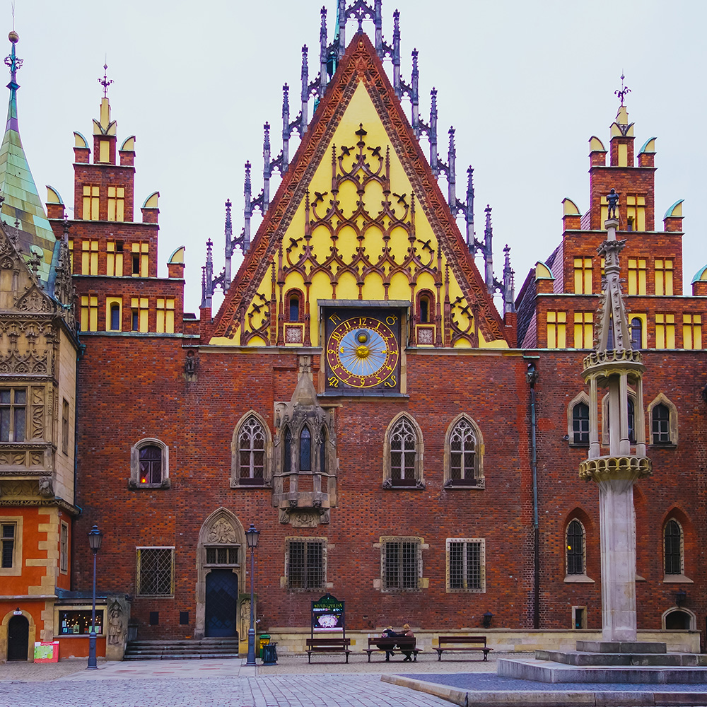Why You Should Visit Wroclaw, Architecture