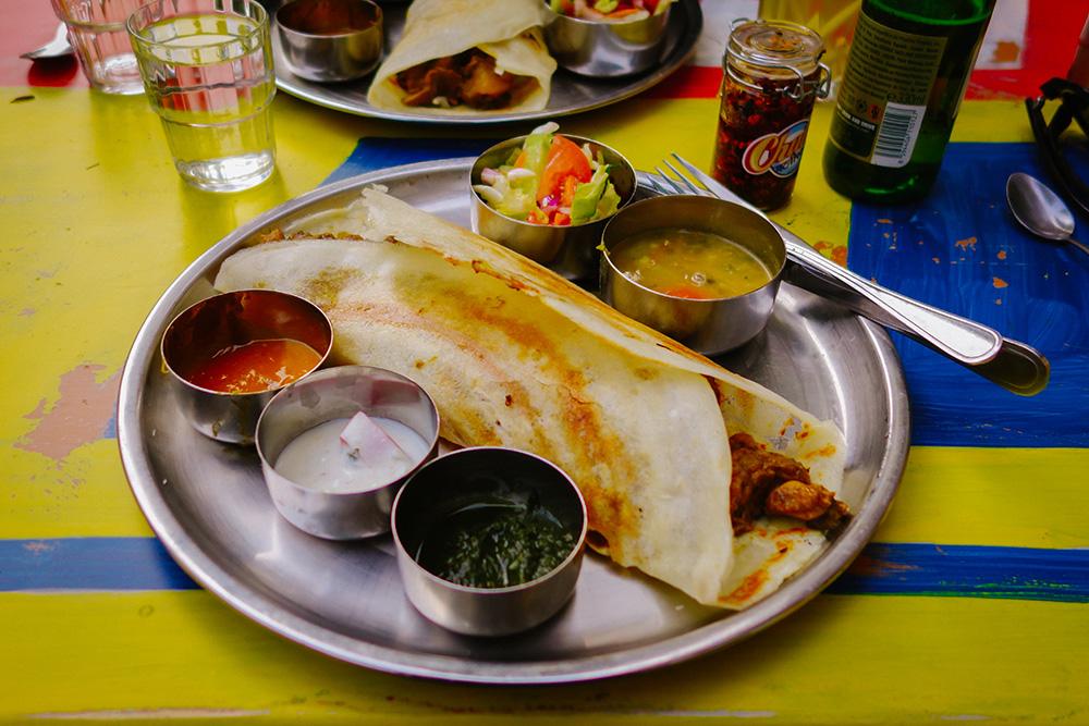 Goa, Food