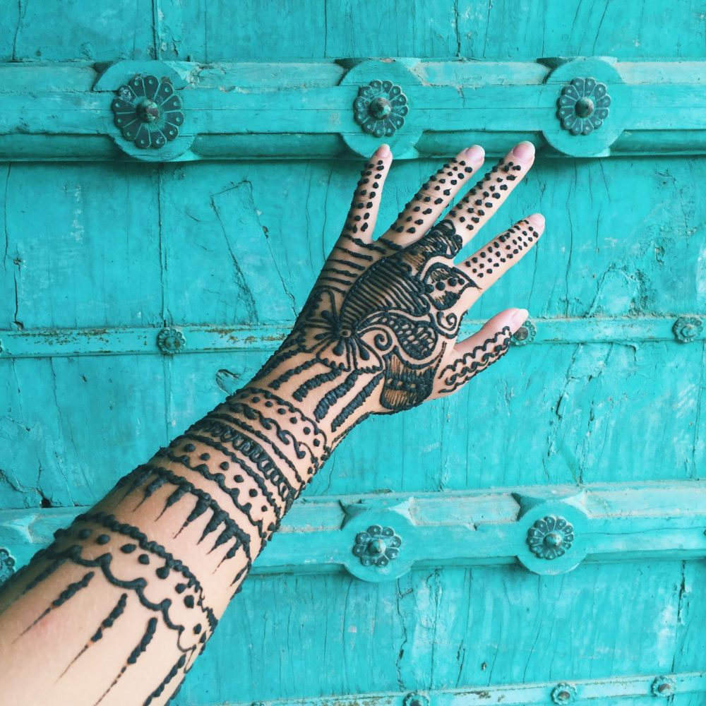 India Henna