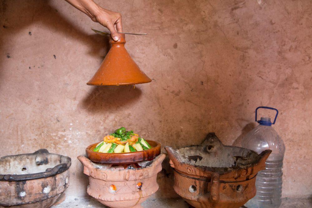 Local Lunch Berber Village