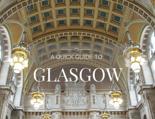 Glasgow City Guide