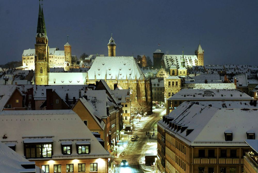 10 German Cities You Need to Visit, Nuremberg