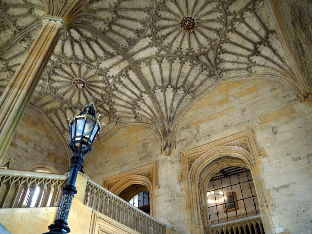 Harry Potter College Oxford