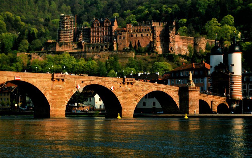 Fairy Tale German Castles, Heidelberg