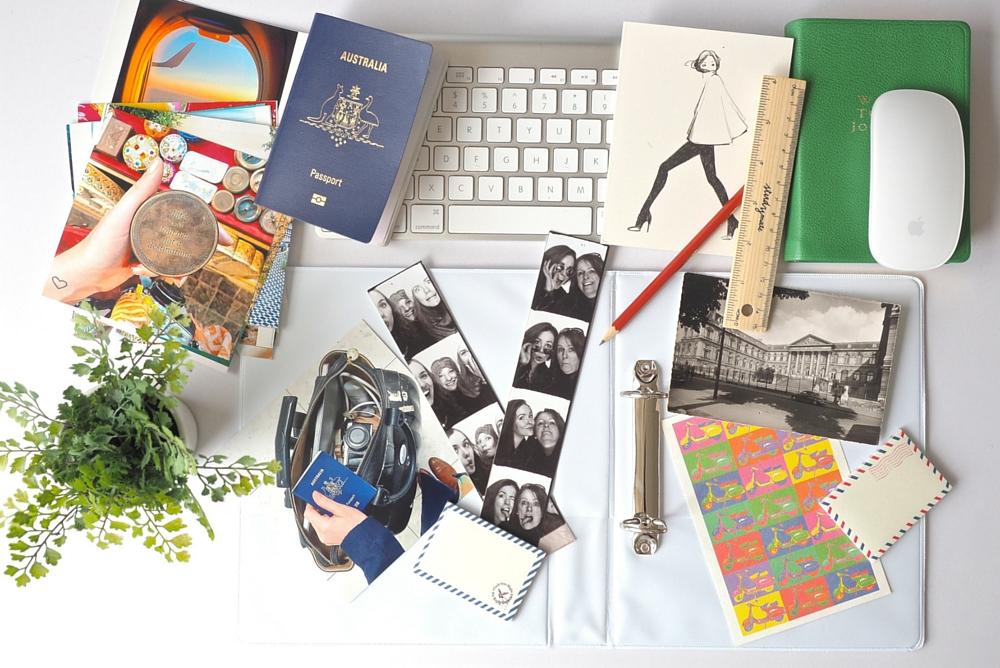DIY Travel Book
