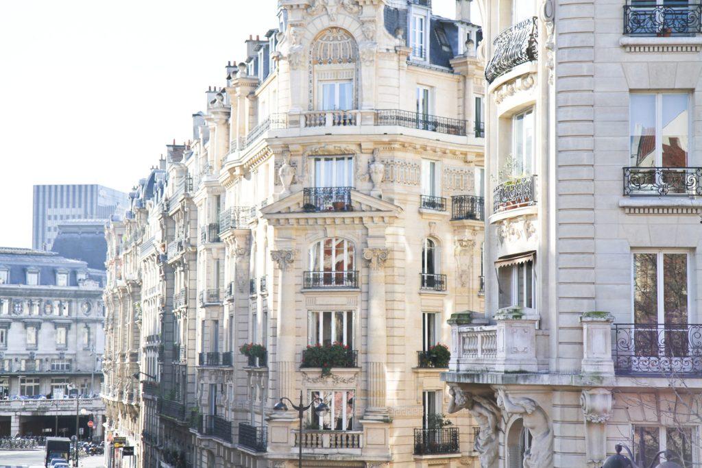 Paris by neighbourhood