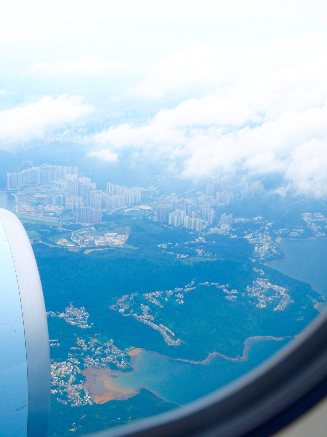 Cathay Pacific Review