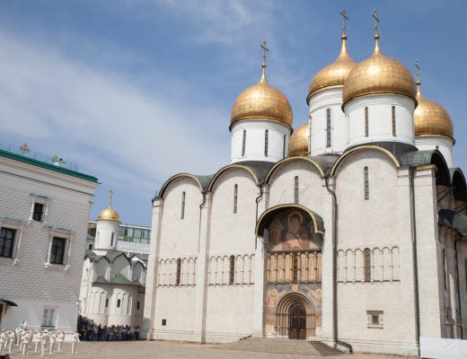 Moscow Assumption Cathedral