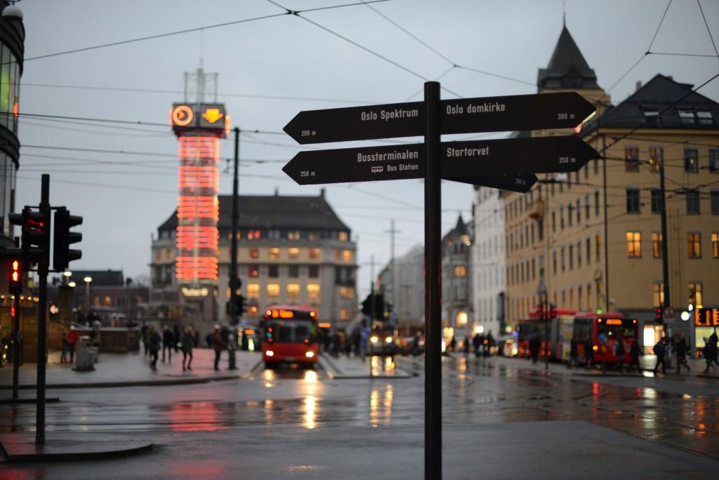 Oslo Norway via Flickr