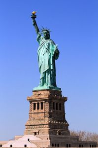 """USA-NYC-Statue of Liberty"" by Ingfbruno - Own work"