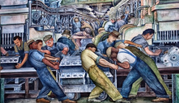diego rivera work labor