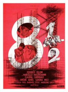 fellini 0-eight-8-and-a-half-federico-fellini-movie-poster film
