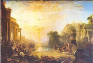 JMW Turner: Decline of Carthaginian Empire