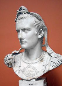 """Gaius Caesar Caligula"" by Louis le Grand cc 3.0"