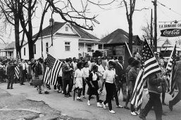 """Selma to Montgomery Marches"" by Peter Pettus - Library of Congress."